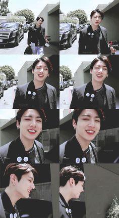 Such a goofy schmuck! Foto Bts, Foto Jungkook, Jungkook Cute, Bts Bangtan Boy, Jung Kook, Busan, Jikook, K Pop, Taehyung