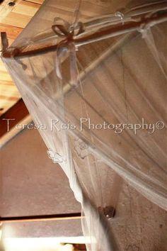 Mosquiteiro para cama (foto 1)