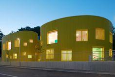 Kindergarten Design Grows Up: contemporary nursery-school projects   News