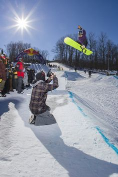 Indy at RedBull All Snow #MountainCreek