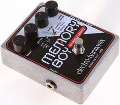 electro-harmonix Memory Boy Analog Delay Pedal