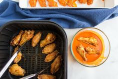Air Fryer Buffalo Wings Family Fresh Meals, Easy Family Meals, Quick Easy Meals, Summer Recipes, Great Recipes, Easy Recipes, My Favorite Food, Favorite Recipes, Buffalo Wings