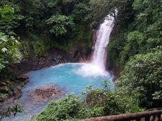 Río Celeste National Park Costa Rica