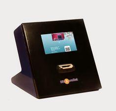 MEET BIT-WALLET, THE VERY FIRST SLEEK AND CLASSY ITALIAN BITCOIN ATM | http://www.tonewsto.com/2014/10/meet-bit-wallet-very-first-sleek-and.html