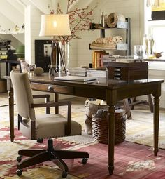 home-office  Pottery Barn 10
