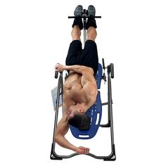 great for stretching back out Teeter Hang Ups