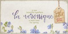 La Veronique font download