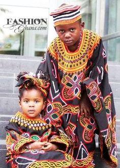 Children's African Fashion