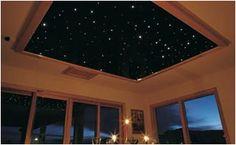 star light pannels, fun home idea