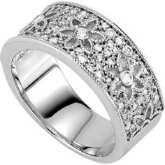 10K White Gold Diamond Anniversary Band - 0.70 Ct. Gems-is-Me. $1868.73. This item will be gift wrapped in a beautiful gift bag. In addition, a 'gift message' can be added.. FREE PRIORITY SHIPPING. Most rings are available in White, Yellow or Rose, 10K, 14K, 18K or Platinum.