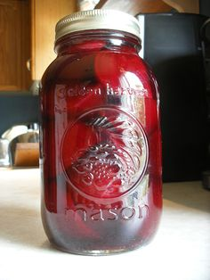 How to Make Pickled Beets ... my mom's favorite!