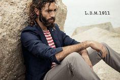 L.B.M la Nuova Collezione PE 2014  #spring #summer #collection #style #fashion #men #ss2014 #shopping #moda #woman #lbm  http://bit.ly/1lNTwAZ