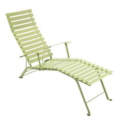 Bistro Chaise in Willow Green