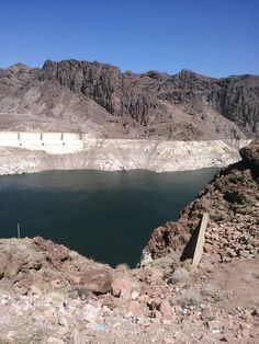 Entered Arizona, at the hoover dam!