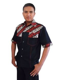 251 Best Kemeja Batik Pria Images On Pinterest Choices Man