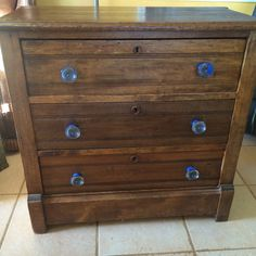 Old Bachelor's Chest