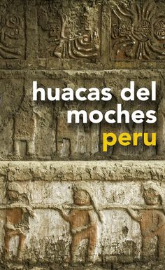 The ancient site of Huacas del Moche near the city of Trujillo in Peru gives us a fascinating insight into a problem that we're still facing today. Check it out.