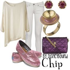 """""""Chip"""" by lalakay on Polyvore"""