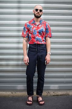 See how the street style set is wearing this once reviled garment.