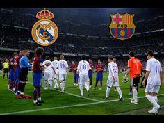 Real Madrid - Barcelona 2008