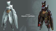 ArtStation - Character Design and Style Exploration 08, Heri Irawan