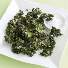 """Kale """"Chips"""""""