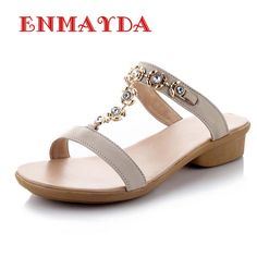 Cheap sandals coral, Buy Quality sandal hanger directly from China sandal house shoes Suppliers:                           ENMAYDA Sandals Women New Hot Sexy Women Sandals for Lady Shoes Summer Sandals Heels
