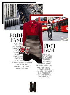 """""""London Calling"""" by veronicamastalli ❤ liked on Polyvore featuring Made of Me, P.A.R.O.S.H., Antonio Berardi, Shoe Cult and Olympia Le-Tan"""