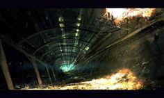 Tunnel by fxEVo.deviantart.com on @deviantART