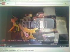JTC 2015 Guitar Solo Rudy Rebelo
