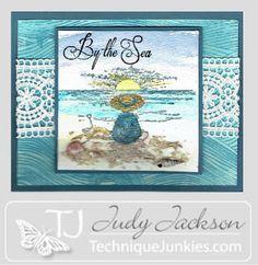 Judy's Stamp Art