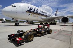 Singapore Airlines to be Title Sponsor of the FORMULA 1 SINGAPORE GRAND PRIX