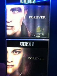 Epsom Odeon, UK.