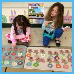 Blooming Beginning Sounds is a fun spring-themed literacy center for students to practice letters, sounds, and matching words with pictures. Check it out on SALE for Markdown Monday this week!
