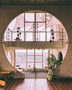 """Nuria Val on Instagram: """"Arcosanti was definitely one of our favorite spots during our journey around US for @belleroseofficial! Stay tuned ❤️ @cokebartrina #arizona…"""" New Retro Wave, Interior Architecture, Interior And Exterior, Interior Decorating, Interior Design, Home And Deco, My Dream Home, Interior Inspiration, Travel Inspiration"""