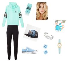 """Pink"" by rylee-2boxer on Polyvore"