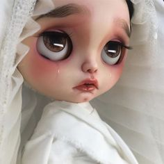 #7VÍRGENES Jueves 16 Marzo 20:00h. @ungatoenbicicleta   #erregiro #erregirodolls #morelove #blythe #doll #boneca #muñeca #custom #blythedoll #carving #poupée #makeup #sculpt #maquillaje #instadoll #手首 #ブライズ #fashion #moda #ブライスドール #art #diseño #design #instablythe #arte #arttoy #toy #virgin #virgen