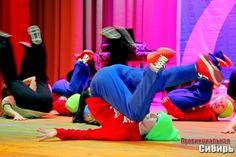 Барабинск. Фестиваль молодежи  Barabinsk. youth festival
