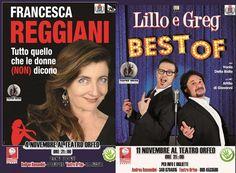 Taranto - La stagione teatrale del Cinema Teatro Orfeo 2016-201, in collaborazione con Andrea Romandini, punta ai giovani