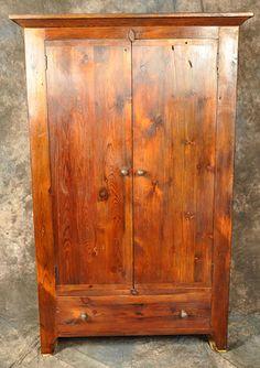 Rustic Reclaimed Wood Flat Door Pantry Cupboard x x Reclaimed Wood Furniture, Reclaimed Barn Wood, Solid Wood Furniture, Rustic Furniture, Pantry Cupboard, Custom Wine Glasses, Cat Signs, Home Decor Signs, Custom Pillows