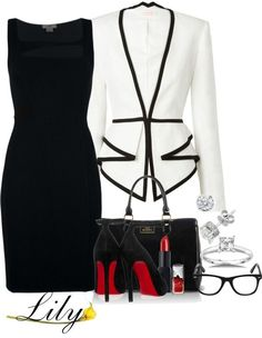 """the statement blazer"" by lilly517 on Polyvore"