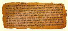 This is the hinduisms written language Vedas (Veda') means knowledge. The Vedas are the sacred texts for Hindu rituals and for the religion itself. RigVeda, YajurVeda, AtharvaVeda and SamaVeda are the four Vedas. The Rig Veda is made up of 1028 10 Interesting Facts, Amazing Facts, Hindu Rituals, Religious Text, World Religions, Hindus, Inspirational Books, Sanskrit, Ancient Civilizations