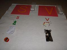 Montessori Mar del Sur: Las cajas de sonido. Nivel blanco