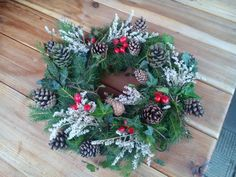 This domain may be for sale! Artificial Christmas Wreaths, Christmas Wreaths For Front Door, Christmas Diy, Bouquet, Holiday Decor, Instagram Posts, Crafts, Youtube, Advent