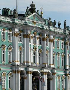 St. Petersburg, Russia; hermitagemuseum.org   - Veranda.com