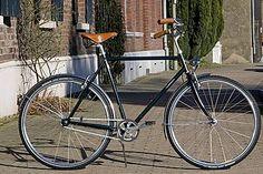 Klassisches Herrenrad von Kemper