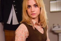 Stefanie Martini as Jane Tennison in Prime Suspect 1973