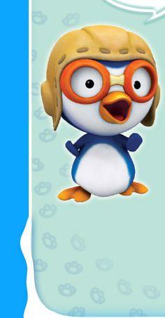 Pororo the little Penguin!
