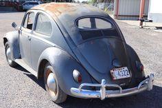 eBay: 1957 Volkswagen Beetle - Classic Vw Oval window, Highly original. 1957 VW Volkswagen Beetle oval window #classiccars #cars