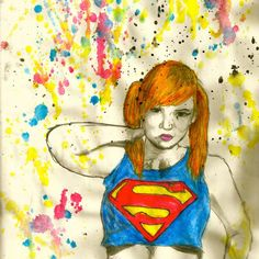 My Super Hero Name Is: your Girlfriend by KarineOnTheMoon on DeviantArt